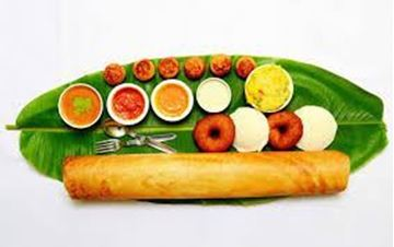 Picture of South Indian Meals