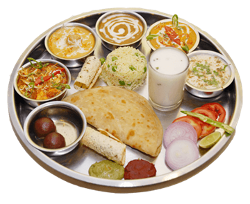 Picture of North Indian Meals