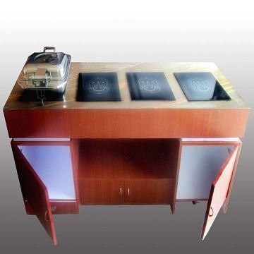 Picture of Buffet Warmer Trolley