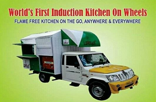 Picture for category KITCHEN ON WHEELS